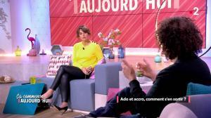 Faustine Bollaert dans Ça Commence Aujourd'hui - 12/03/19 - 20
