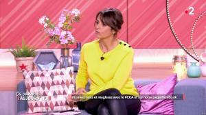 Faustine Bollaert dans Ça Commence Aujourd'hui - 12/03/19 - 43