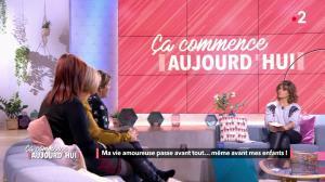 Faustine Bollaert dans Ça Commence Aujourd'hui - 15/01/19 - 07