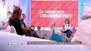 Faustine Bollaert dans Ça Commence Aujourd'hui - 15/01/19 - 10