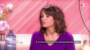 Faustine Bollaert dans Ça Commence Aujourd'hui - 18/03/19 - 03