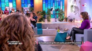 Faustine Bollaert dans Ça Commence Aujourd'hui - 18/03/19 - 07