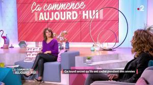Faustine Bollaert dans Ça Commence Aujourd'hui - 18/03/19 - 10