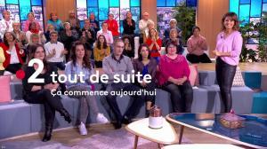 Faustine Bollaert dans Ça Commence Aujourd'hui - 26/02/19 - 02
