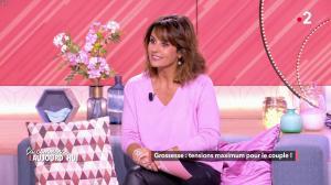 Faustine Bollaert dans Ça Commence Aujourd'hui - 26/02/19 - 07