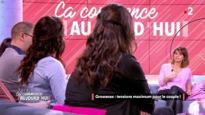 Faustine Bollaert dans Ça Commence Aujourd'hui - 26/02/19 - 15