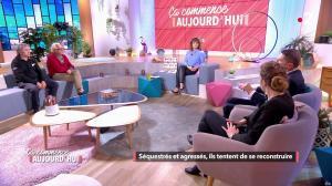 Faustine Bollaert dans Ça Commence Aujourd'hui - 31/01/19 - 04