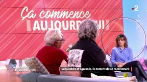 Faustine Bollaert dans Ça Commence Aujourd'hui - 31/01/19 - 05