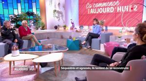 Faustine Bollaert dans Ça Commence Aujourd'hui - 31/01/19 - 06