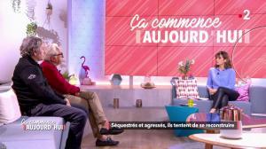Faustine Bollaert dans Ça Commence Aujourd'hui - 31/01/19 - 07