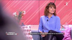 Faustine Bollaert dans Ça Commence Aujourd'hui - 31/01/19 - 08