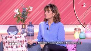 Faustine Bollaert dans Ça Commence Aujourd'hui - 31/01/19 - 09