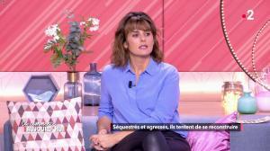 Faustine Bollaert dans Ça Commence Aujourd'hui - 31/01/19 - 12