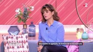 Faustine Bollaert dans Ça Commence Aujourd'hui - 31/01/19 - 13