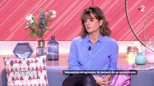 Faustine Bollaert dans Ça Commence Aujourd'hui - 31/01/19 - 14
