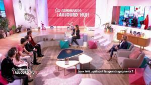 Faustine Bollaert et Christèle Albaret dans Ça Commence Aujourd'hui - 05/02/19 - 06