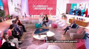 Faustine Bollaert et Christèle Albaret dans Ça Commence Aujourd'hui - 05/02/19 - 07