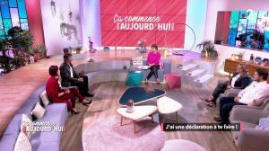Faustine Bollaert et Christele Albaret dans Ça Commence Aujourd'hui - 08/01/19 - 06