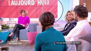 Faustine Bollaert et Christele Albaret dans Ça Commence Aujourd'hui - 08/01/19 - 21