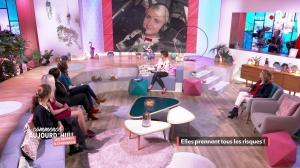 Faustine Bollaert et Christele Albaret dans Ça Commence Aujourd'hui - 08/03/19 - 06