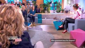 Faustine Bollaert et Christele Albaret dans Ça Commence Aujourd'hui - 08/03/19 - 12