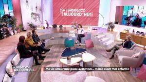 Faustine Bollaert et Christele Albaret dans Ça Commence Aujourd'hui - 15/01/19 - 02