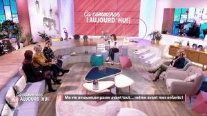 Faustine Bollaert et Christele Albaret dans Ça Commence Aujourd'hui - 15/01/19 - 04