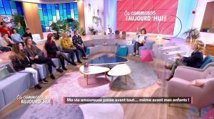Faustine Bollaert et Christele Albaret dans Ça Commence Aujourd'hui - 15/01/19 - 14