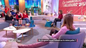 Faustine Bollaert et Florence Escaravage dans Ça Commence Aujourd'hui - 05/03/19 - 07
