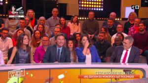 FrancesÇa Antoniotti dans c'est Que de la Télé - 07/03/19 - 06