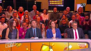 FrancesÇa Antoniotti dans c'est Que de la Télé - 22/11/18 - 02