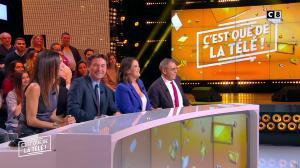 FrancesÇa Antoniotti dans c'est Que de la Télé - 22/11/18 - 03