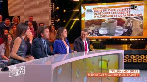 FrancesÇa Antoniotti dans c'est Que de la Télé - 22/11/18 - 04