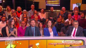 FrancesÇa Antoniotti dans c'est Que de la Télé - 22/11/18 - 05