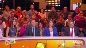 FrancesÇa Antoniotti dans c'est Que de la Télé - 22/11/18 - 06