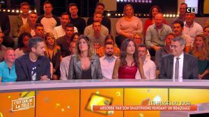 FrancesÇa Antoniotti et Caroline Ithurbide dans c'est Que de la Télé - 06/03/19 - 03