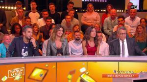 FrancesÇa Antoniotti et Caroline Ithurbide dans c'est Que de la Télé - 06/03/19 - 06