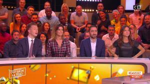 Francesca Antoniotti et Caroline Ithurbide dans c'est Que de la Télé - 26/11/18 - 01