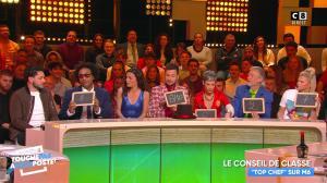 FrancesÇa Antoniotti dans Touche pas à mon Poste - 11/04/19 - 02