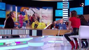 Frédérique Bel dans les Enfants de la Télé - 27/01/19 - 12