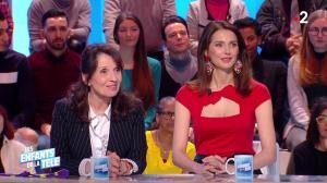 Frédérique Bel dans les Enfants de la Télé - 27/01/19 - 17