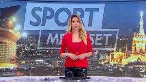 Giorgia Rossi dans Mediaset Sport - 31/12/18 - 04