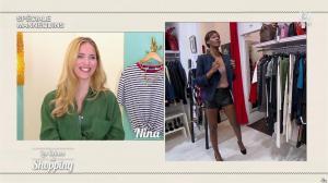 Inconnue dans les Reines du Shopping - 11/09/18 - 02