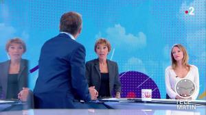 Julia Livage dans Télématin - 24/09/18 - 01
