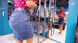 Une Candidate dans les Reines du Shopping - 04/10/18 - 03