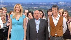Adriana Volpe dans I Fatti Vostri - 07/04/11 - 2