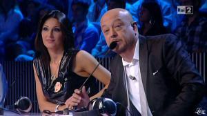 Anna Tatangelo dans X Factor - 21/09/10 - 2