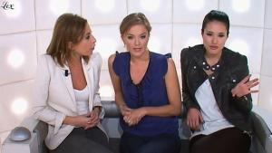 Anne-Solenne-Hatte--Le-Grand-Journal-De-Canal-Plus--24-03-11--2