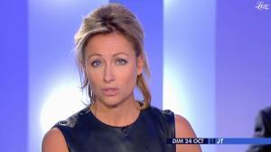 Anne-Sophie Lapix dans Dimanche Plus - 24/10/10 - 2