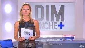 Anne-Sophie Lapix dans Dimanche Plus - 26/09/10 - 2